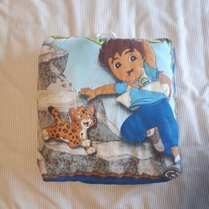 Cushion/ blanket | for kids | made by hand